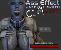 Lordaardvark Ass Effect Liara