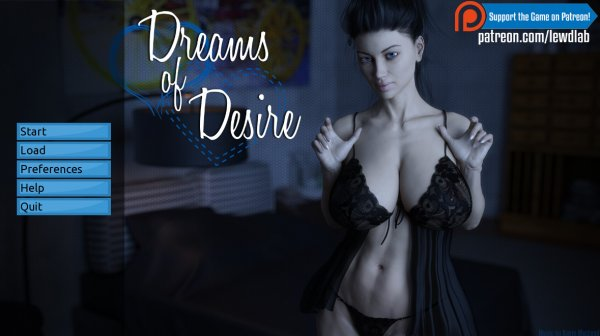 Lewdlab - Dreams of Desire EP8 (V.1.0 Elite+Walkthrough)