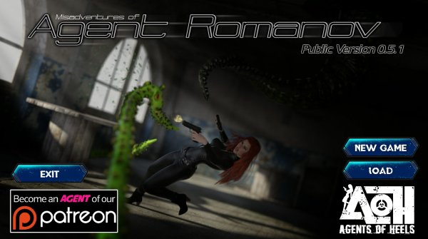 Agents of Heels - Misadventures of Agent Romanov - Version 0.7.0   Update