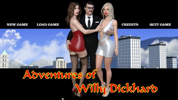 Nenadasanovic - Adventures of Willy D [Version 0.25 Fix] (2017) (Eng) Update