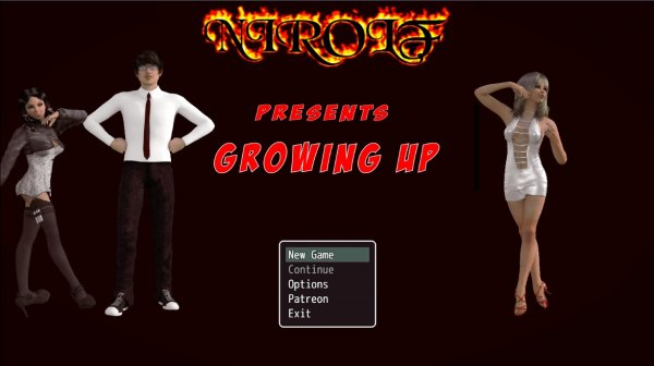 Nirolf - Growing Up [Chapter 1] (2017) (Eng) Update