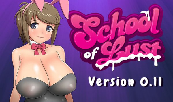 Boner Games - School of Lust [v.0.20c Fix] (2018) (Eng)