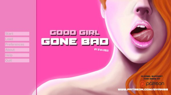 Evakiss - Good Girl Gone Bad [Version 1.2 Jasmin DLC Completed] (2018) (Eng) Update