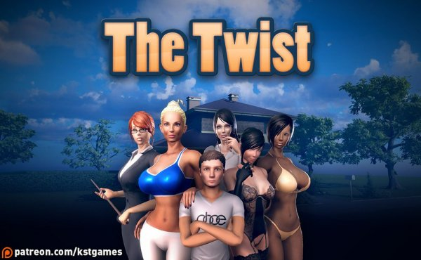 KstGames - The Twist [ Version 0.39 Final ] (2020) (Eng) Update