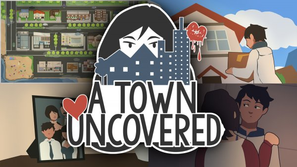 GeeSekiVN - A Town Uncovered [Version 0.27c] (2019) (Eng) Update