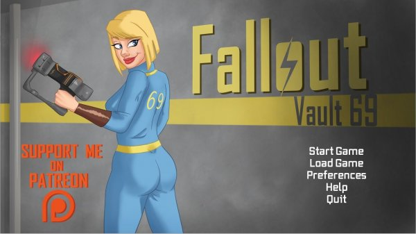 Taboogames - FALLOUT: VAULT 69 [Version 0.2 Beta] (2017) (Eng) Update