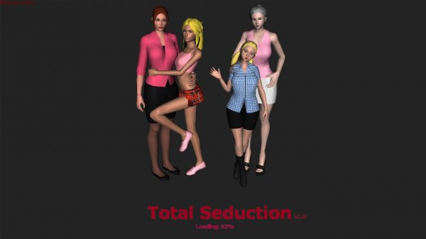 Mvelesk - Total Seduction [ersion 1.9 Full] (2017) (Eng) Update