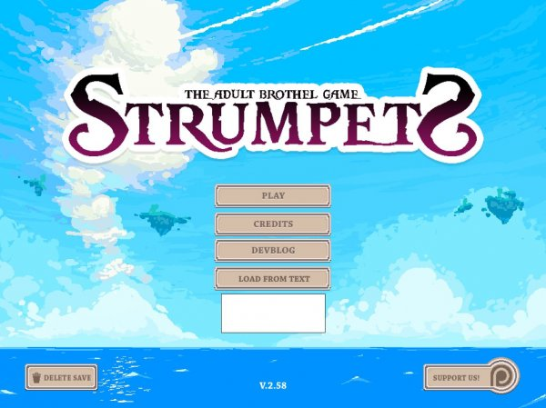 Strumpets [Version 2.83] (2018) (Eng) Update