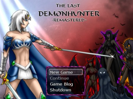Pervy Fantasy Production - The Last Demonhunter v0.72