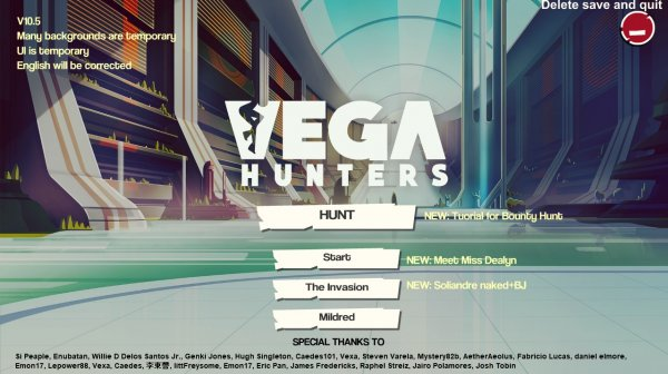 Balsamique - Vega Hunters [Version 2.8] (2019) (Eng) [Flash] Update