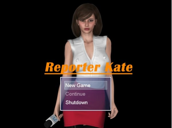 Combin_ation - Reporter Kate [Version 0.85] (2017) (Eng)