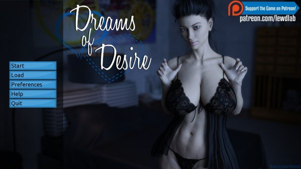 Lewdlab - Dreams Of Desire - Episode 12 - Version 1.0.0 - ELITE and Uncensor Patch- Update