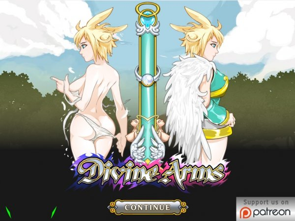ViperV - Divine Arms Version 1.90 Fix