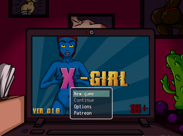 Jivagames - X-Girl  - Version 03