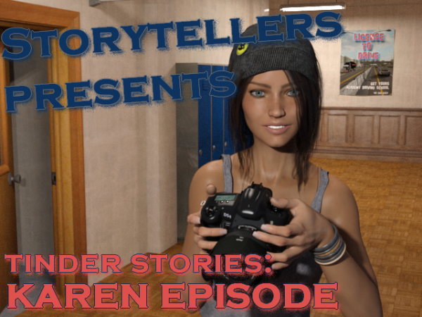 Story_tellers - Tinder Stories: Karen Episode [v.1.0] (2017) (Eng)