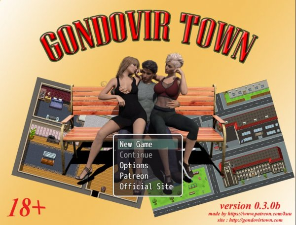 Kuu - Gondovir Town - Version 0.5.1 - Update