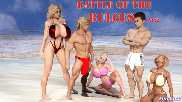 Epicsizefetish - Battle of the Bulges [Version 0.5] (2017) (Eng) Update