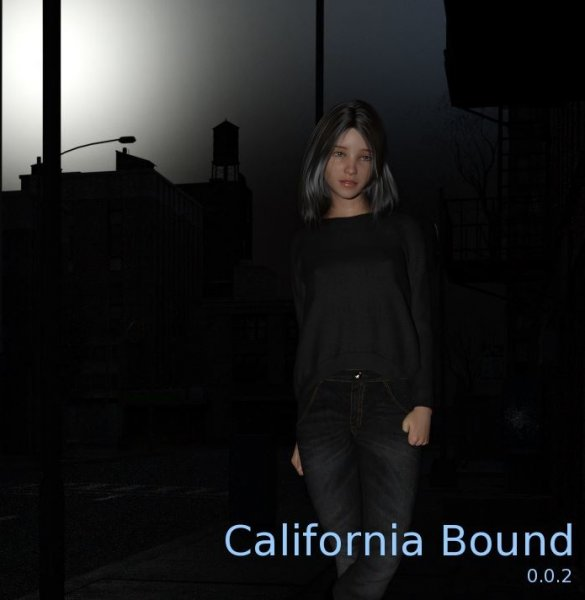 Suo_mynona - California Bound [Version 0.0.4 ] (2017) (Eng)