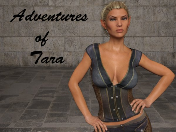 Reepyr - Adventures of Tara  Version 1.1 D21 Final Update
