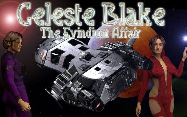 Dracis3D - Celeste Blake The Evindium Affair Version 0.85 Update