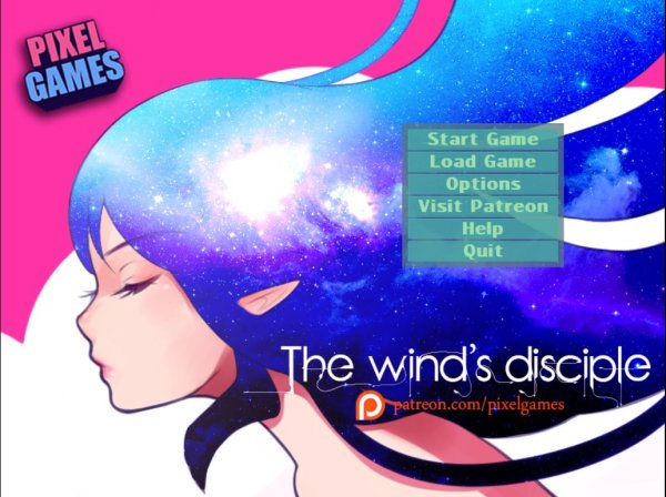 Pixalgames - The Wind's Disciple - Version 1.2 Update