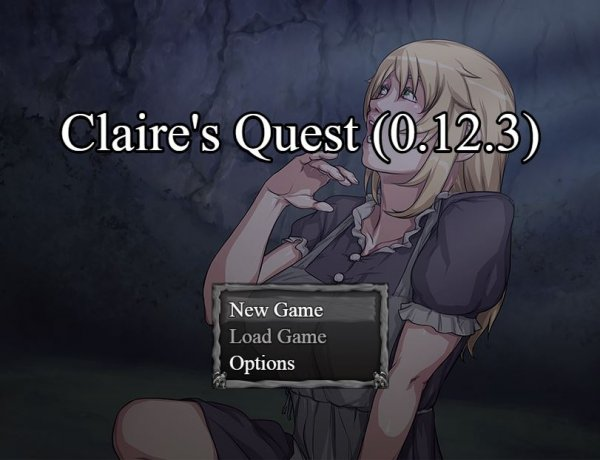 Dystopian Project - Claire's Quest Version 0.12.3  Update