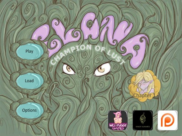Elana Champion of Lust First alpha - [ Chapter 3] (2018) Update