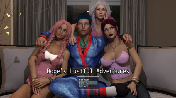 Dopegames - Dope's Lustful Adventures [Version 0.11.1.5.3] Update