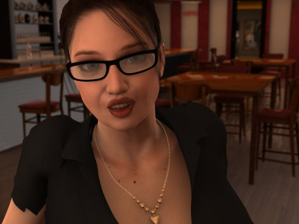 vDateGames - A Date With Bridgette [Part 1-3] Update