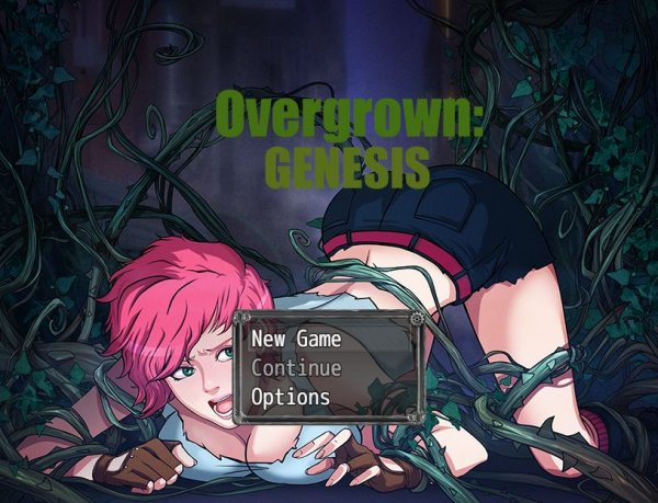 Dystopianproject - Overgrown: Genesis [Version 0.09.5] (2017) (Eng) Update