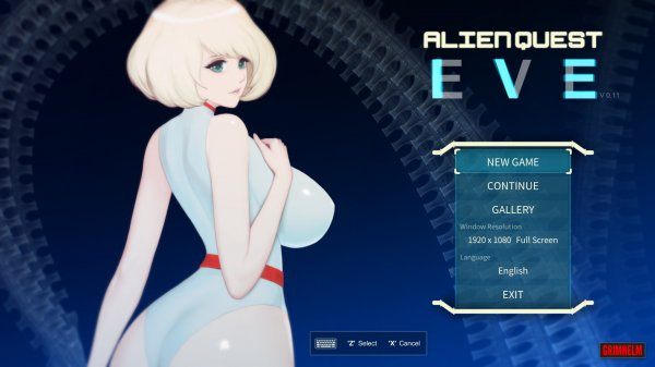 Grimhelm - Alien Quest: Eve [Version 0.12b] (Eng) Update