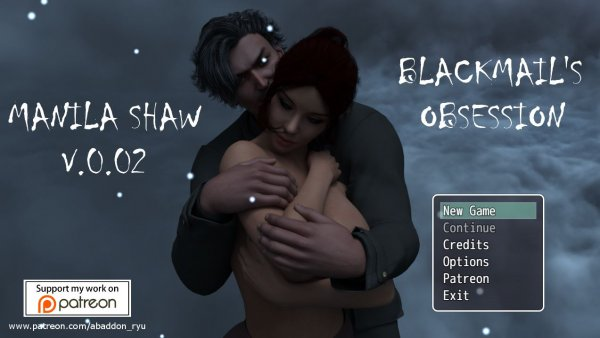 Abaddon - Manila Shaw: Blackmail's Obsession [Version 0.08] Update