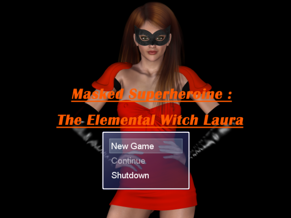 Combin Ation - Masked Superheroine: The Elemental Witch Laura [Version 0.01]