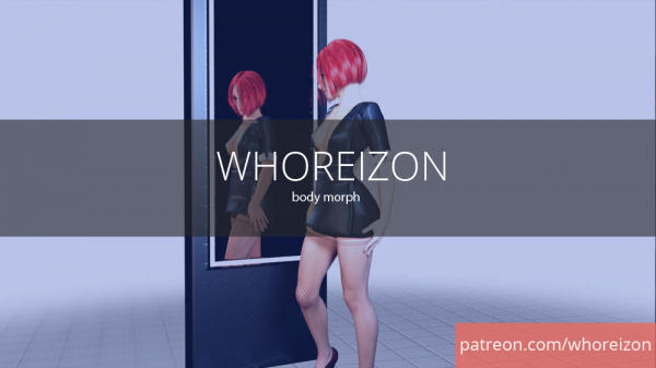 Whoreizon Studios - Whoreizon [Public TPA Demo + Body Morph]