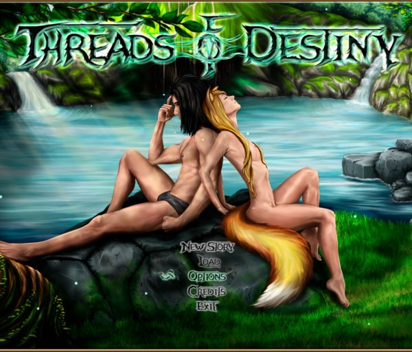 ElisarStudio - Threads of Destiny [v.0.0.6] (2017) (Eng) [RPGM]