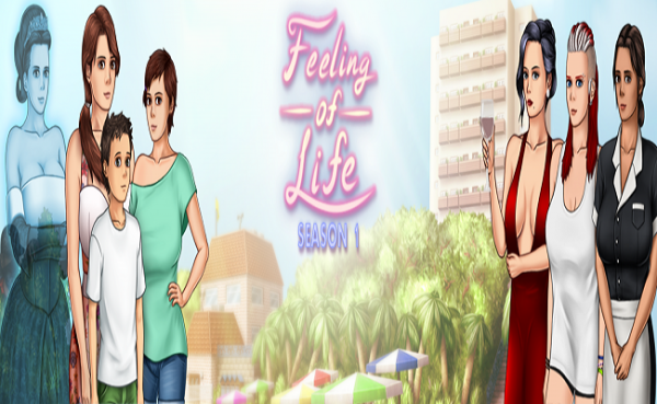 FeelingOfLife - Feeling of Life [v.0.12.1] (2017) (Eng) [RPGM] Update