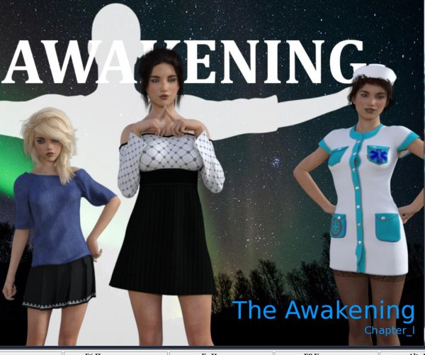 SLim_Games - The Awakening [Version 0.3b] (2018) (Rus/Eng) Update
