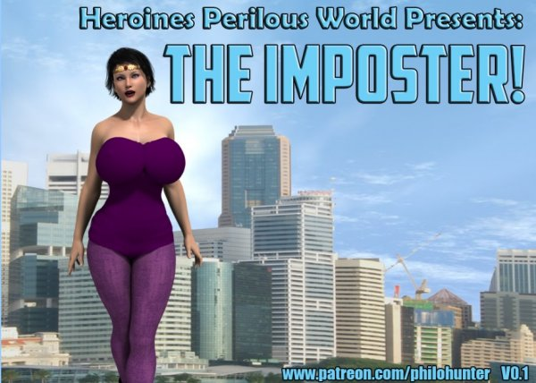 Plilohunter - Heroines Perilous World - The Imposter - Version 0.2 Update