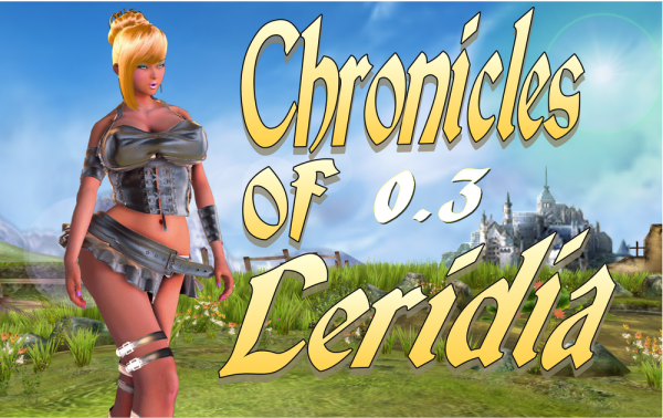 Leridia - Chronicles of Leridia [v.0.3] (2017) (Eng)