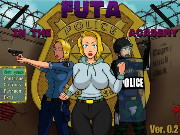 Futabox - Futa in the Police Academy [Version 0.3] (2018) (Eng) Update
