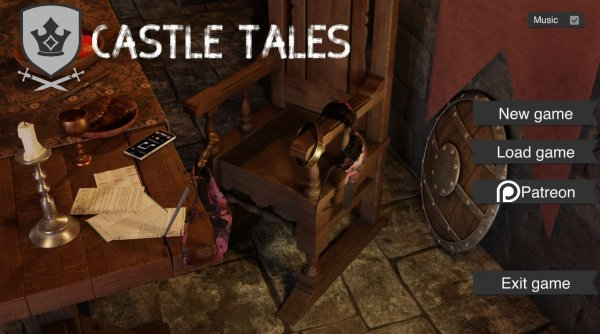 Castle Tales  Version 0.18 Fix