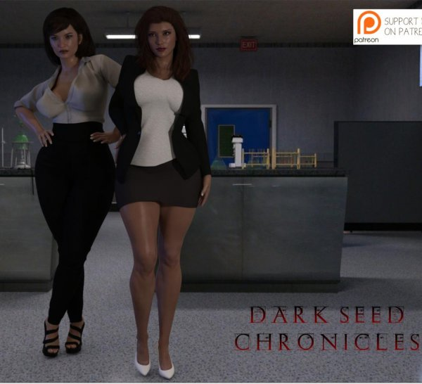 Lewdkitty1 - Dark Seed Chronicles [v.1.2.2 (Chapter 2)] (2018)