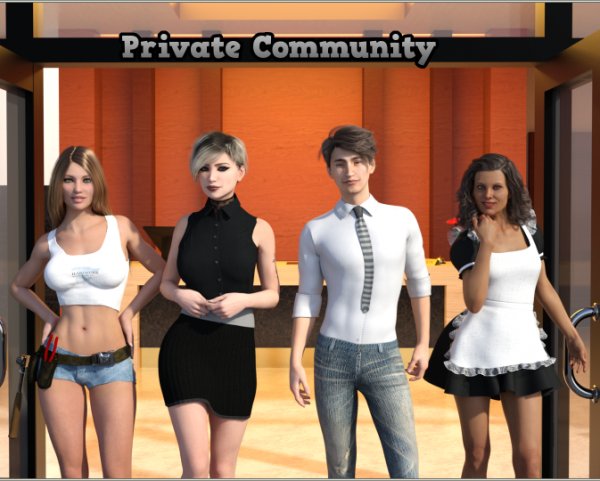 Boomatica - Private Community [Version 0.80] (2018) (Eng) Update