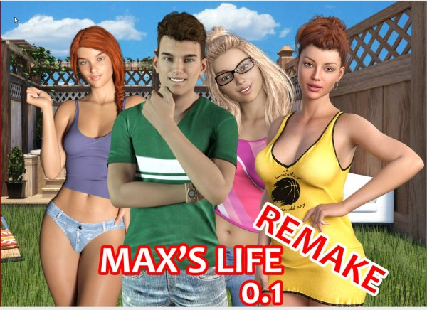 Kuggazer - Max's life Remake [Remake Version 0.2] (2018) (Eng) Update