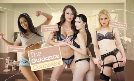 LifeSelector - Tina Kay ,Darcia Lee, Lilu Moon ,Danna Ray - The Guidance Counselor