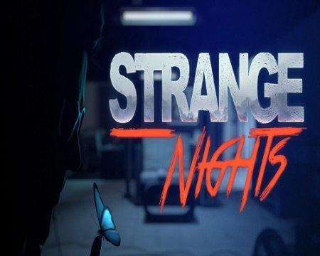 Locjaw - Strange Nights [Version 0.02 ] (2018) Update