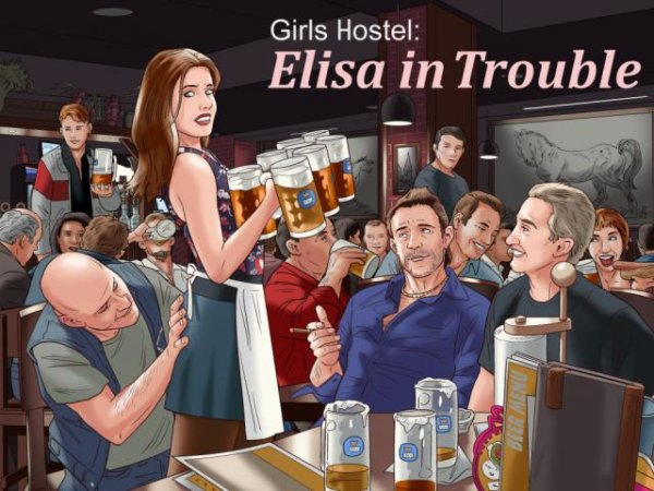Girlshostel - Girls Hostel: Elisa in Trouble [Version 0.6.3] (2018) (Eng) Update