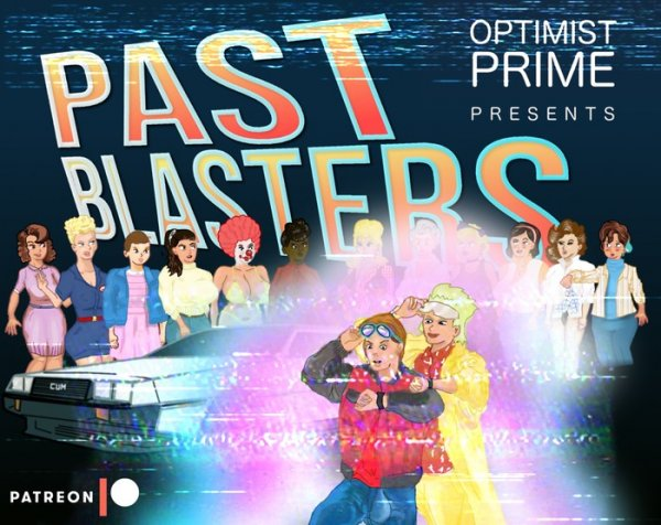 Optimist Prime - Past Blasters - Version 0.1