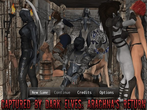 Darktoz - Captured by Dark Elves: Arachna's Return [Ep. 1]