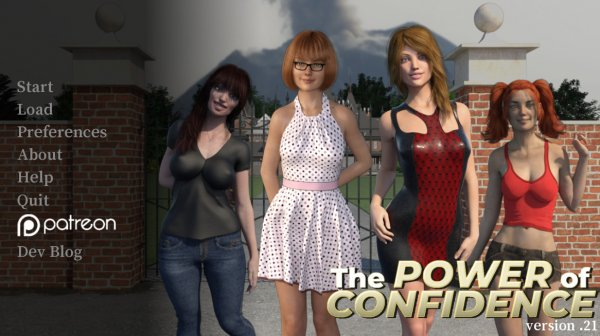 Dirty Secret Studio - The Power of Confidence [Version 0.91] Update